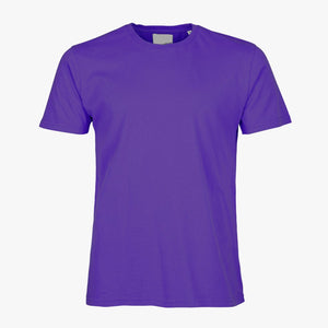 Classic Organic Tee - Ultra Violet