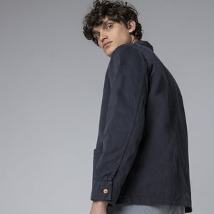 Work Jacket - Blue Graphite