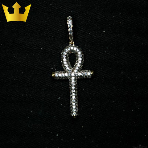Image of 18K GOLD, ANKH 100. - MAJESTICVUE