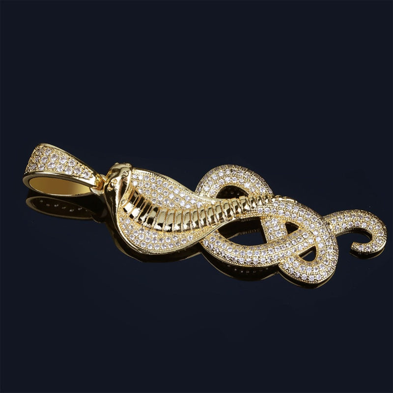 Animal Snake Necklaces Pendant