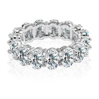 Full Iced Out Bling Cubic Zirconia Mens Women Rings