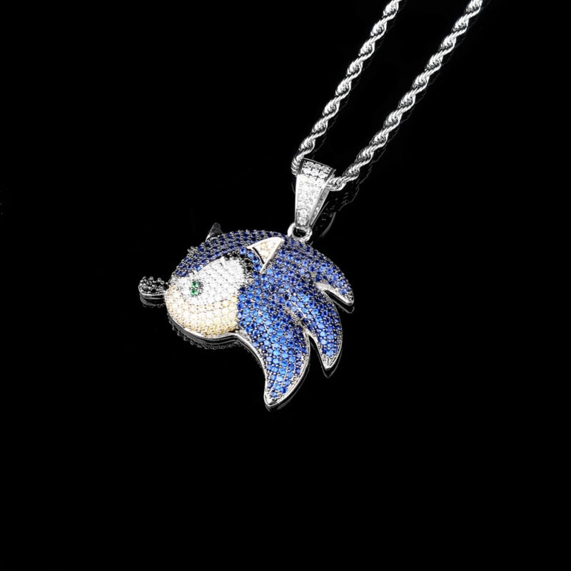 Sonicthe Hedgehog Series Pendant