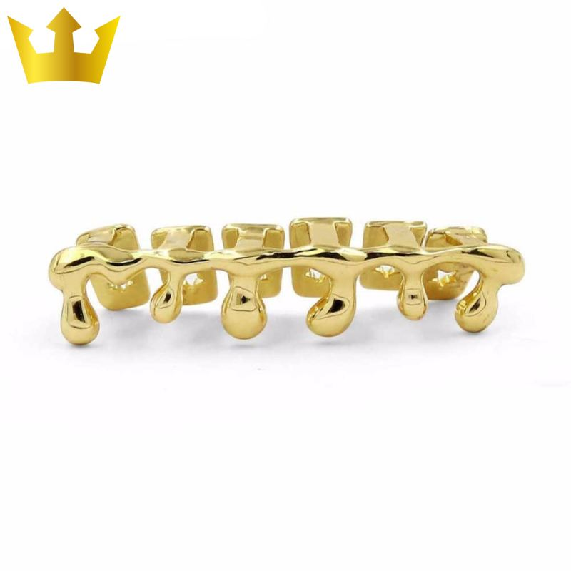 Dripping Gold Majestic Grillz Offers