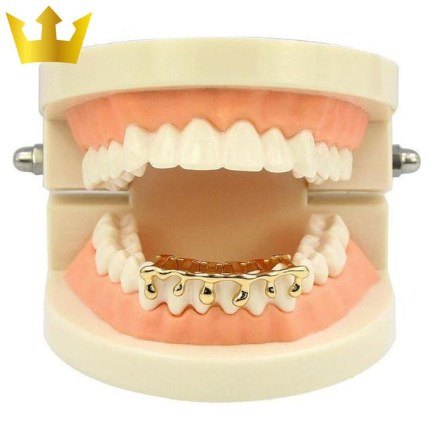 Dripping Gold Majestic Grillz Gold Offers