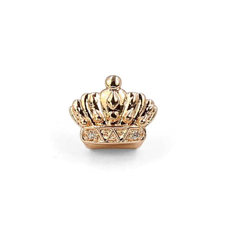 Rose Gold Plated Single Crown Teeth Canine - MajesticVUE