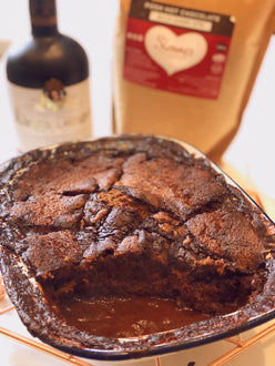 Sloane's & King's Ginger Puddle Pudding