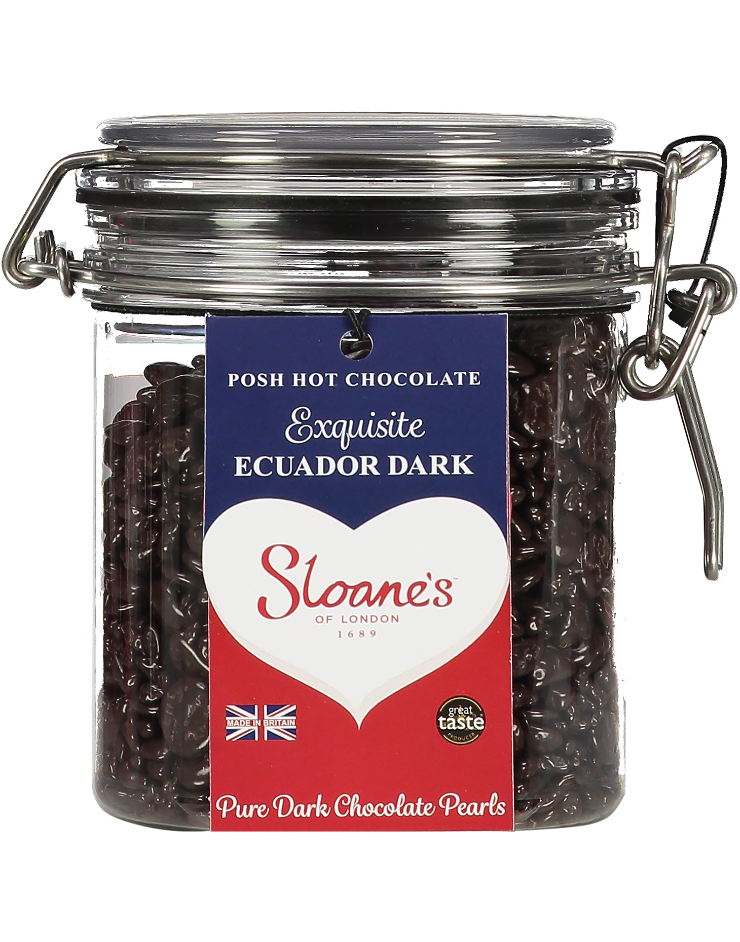 Exquisite Ecuador Dark 70% Gift Jar