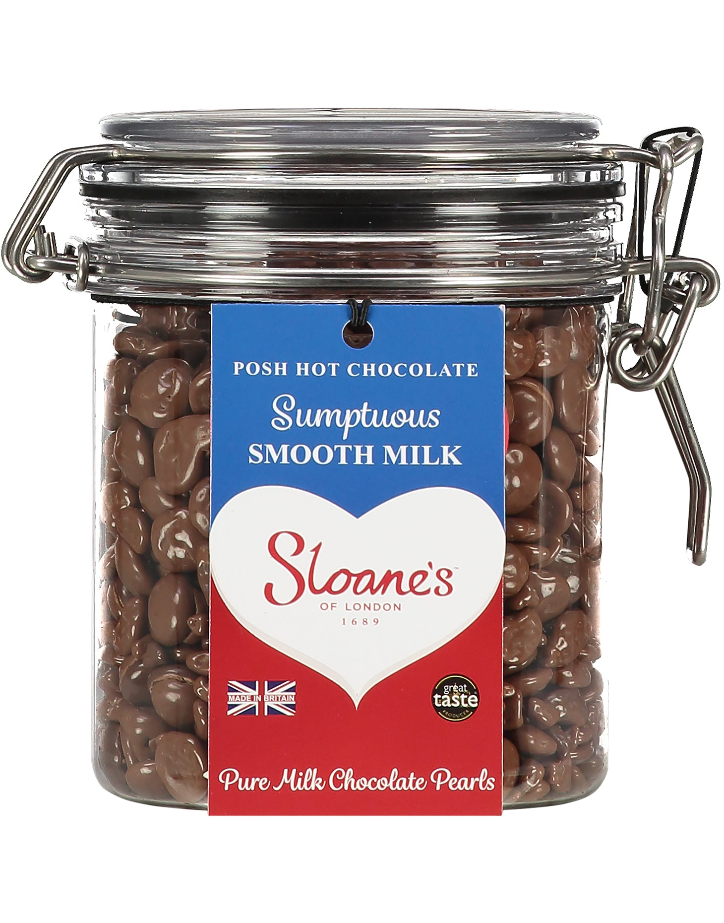 Sumptuous Smooth Milk 34% Gift Jar