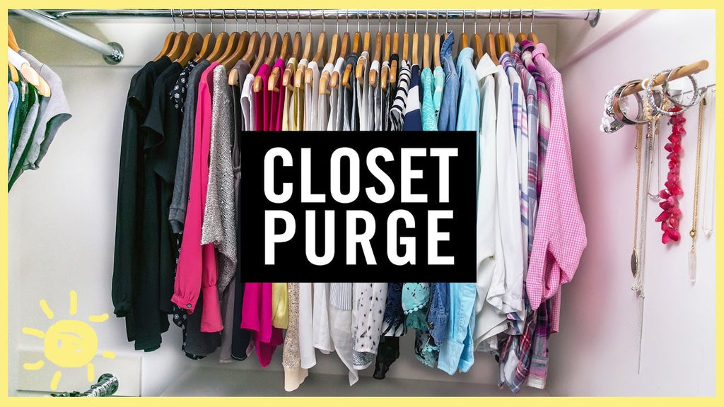 How To Organize Your Closet For Spring