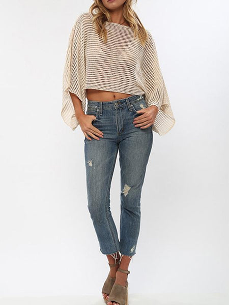 Long Sleeve  Blouses&shirts Tops