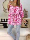 Princess Loose Blouses&Shirts Tops
