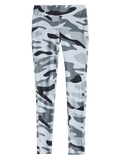 Fashion Camouflage High Waist Sport Pants