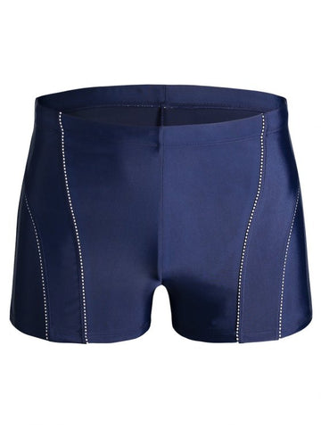 Fashion Drawstring Swim TrunksV