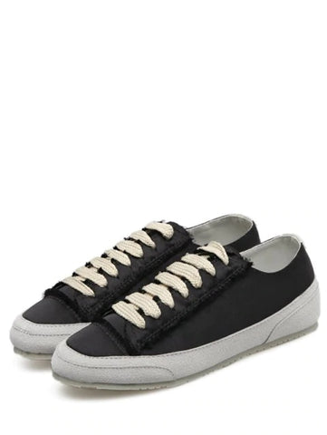 Classic Panel Satin Sneakers