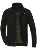 Stunning Mens Zip Up Jacket