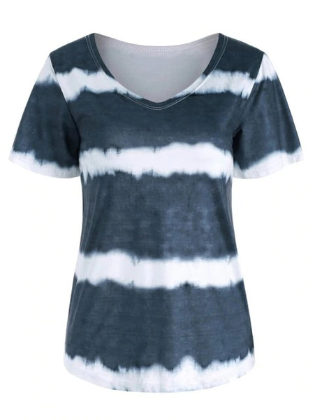 Stunning Short Sleeve Tunic T-shirt