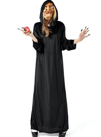 OLD CASTLE WITCH POISONS APPLE STAGE ACTOR COSTUME