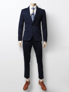 Fomal Men's Groom Suits with Slim Fit