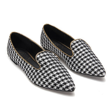 Cheap Pointed Flat Shoes