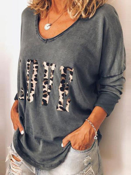 Neck Printed T-shirt