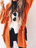 Modern Sweater Cardigans Tops