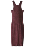 Trendy Twist Low Back Pencil Tank Dress