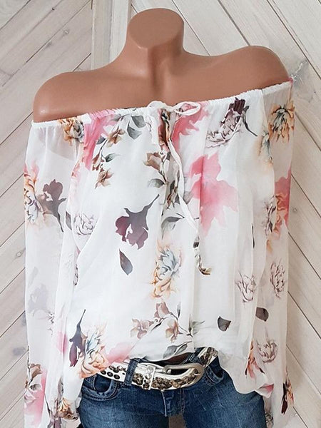 Unique Plus Size Printed Shirts