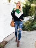 Trendy 3 Colors Sweater Tops