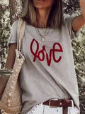 Fashion 4 Colors T-Shirts Tops