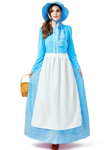 EUROPEAN PASTORAL WOMEN'S HALLOWEEN COSTUMES