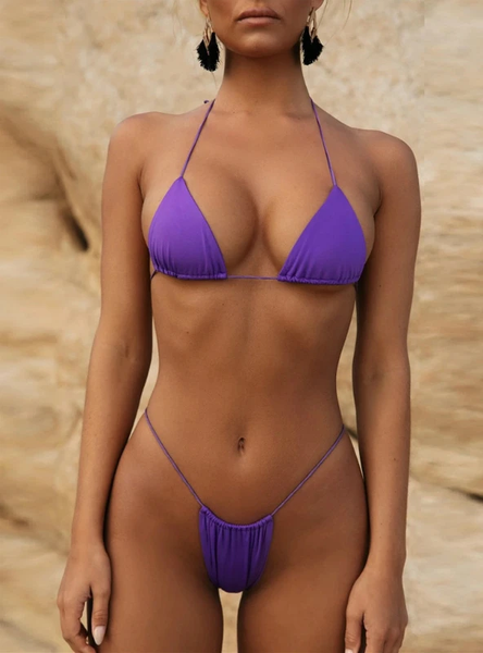WOMEN'S MICRO BIKINI SUIT SWIMSUIT