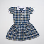 BABYDOLL DRESS WITH LOGO