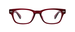 Red Simply Peepers Reading Glasses
