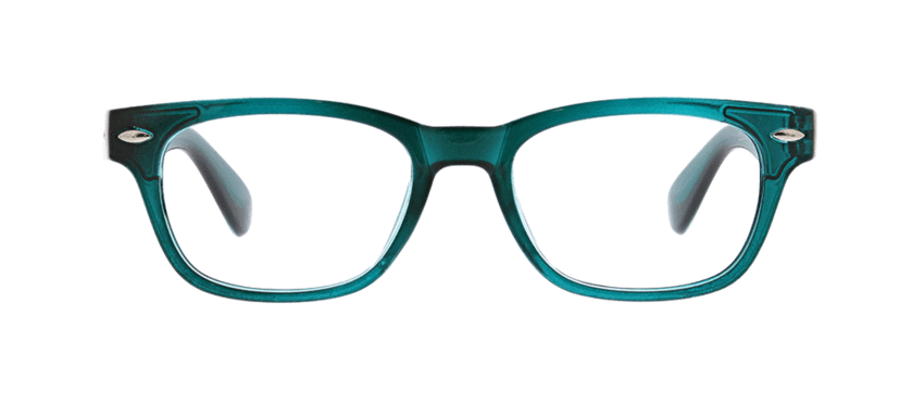Teal Simply Peepers Reading Glasses