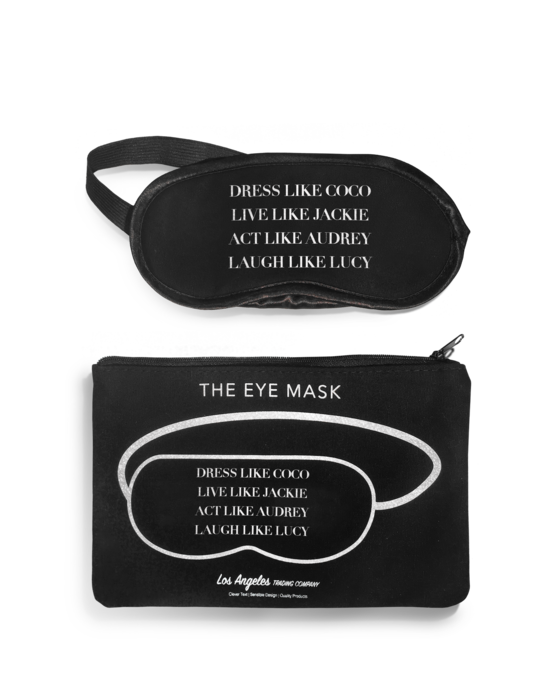 Dress Like Coco Eye Mask