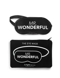 Mr. Wonderful Eye Mask
