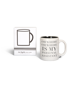 Personal Assistant Mug