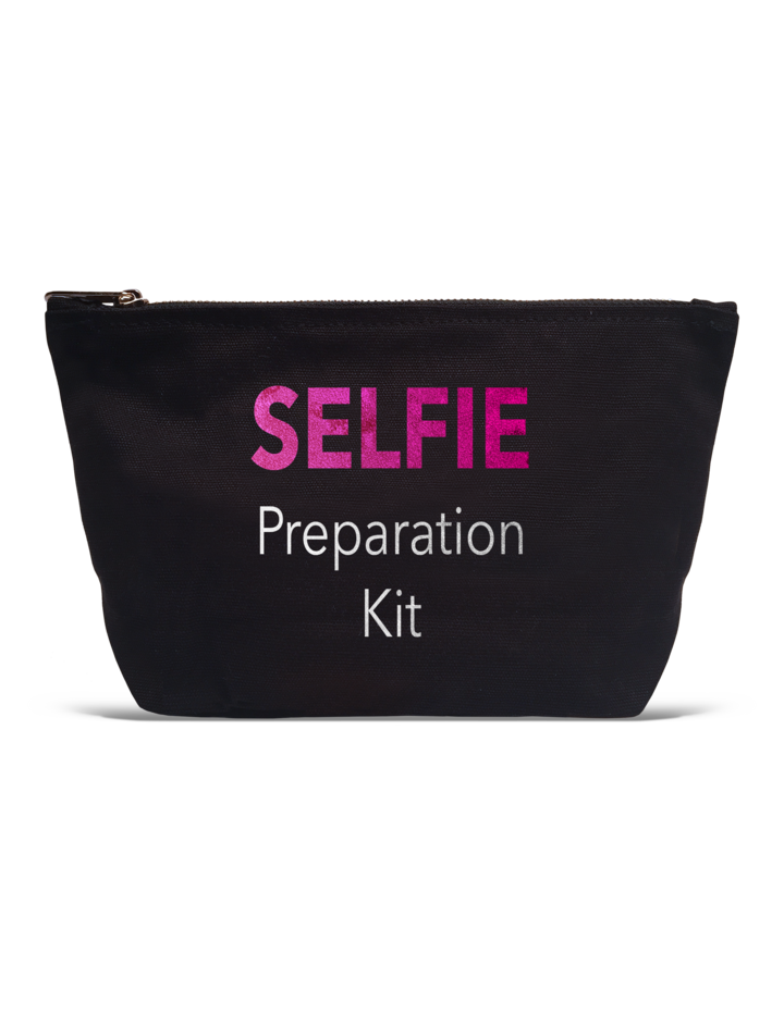 Selfie Preparation Kit Pouch