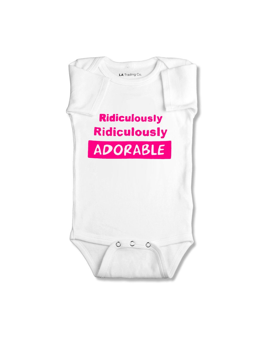 Ridiculously Adorable Onesie