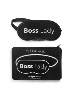 Boss Lady Eye Mask