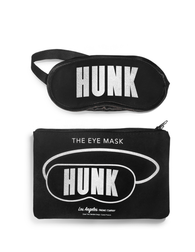 Hunk Eye Mask