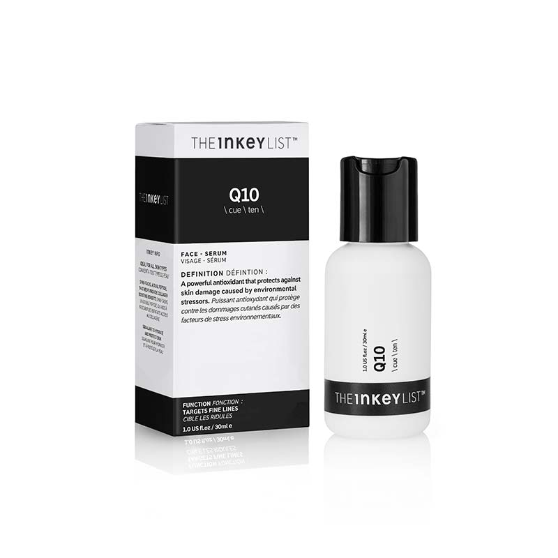 INKEY -Q10, the inkey list, premium skin care