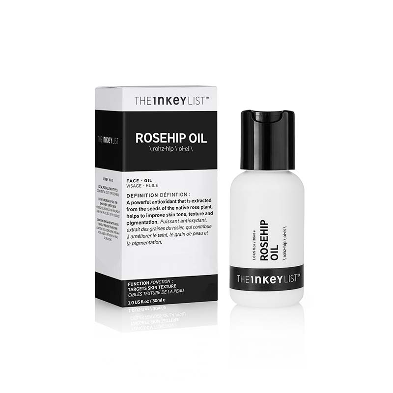 INKEY - ROSEHIP OIL, the inkey list, premium skin care