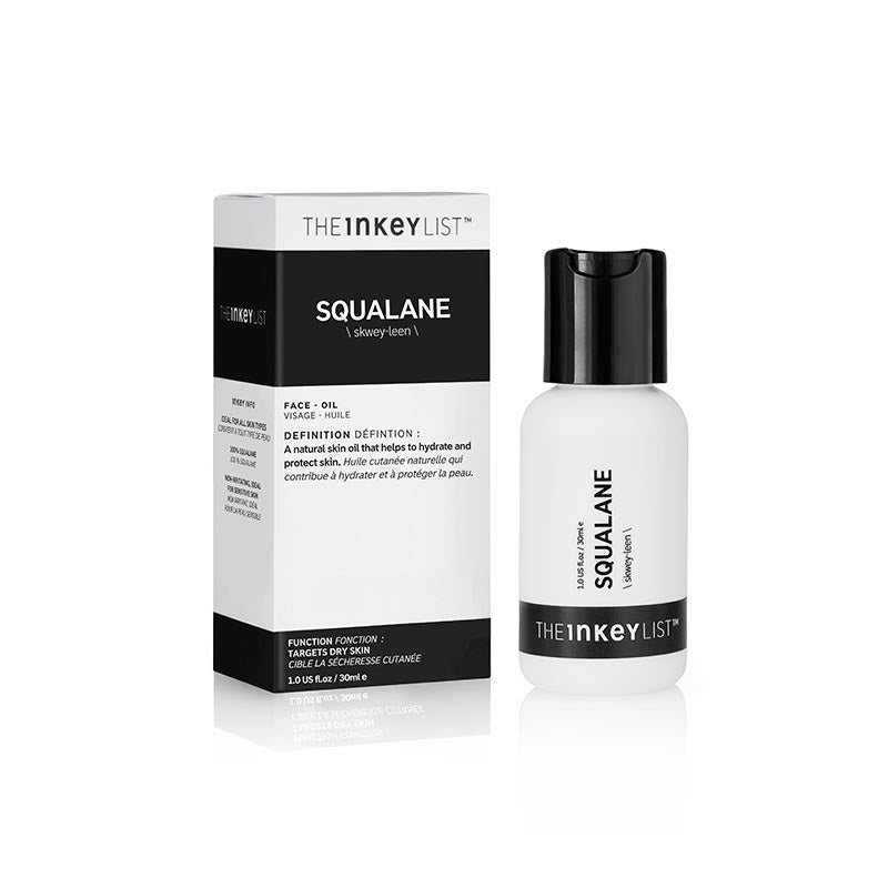 INKEY - SQUALANE, the inkey list, premium skin care