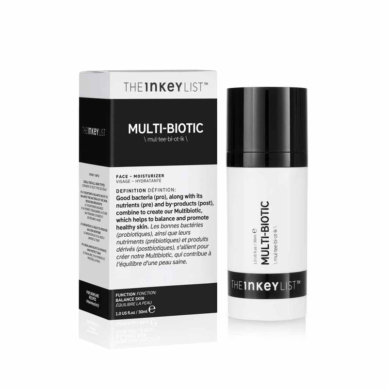 The INKEY List Multi-Biotic | Moisturiser | Skincare