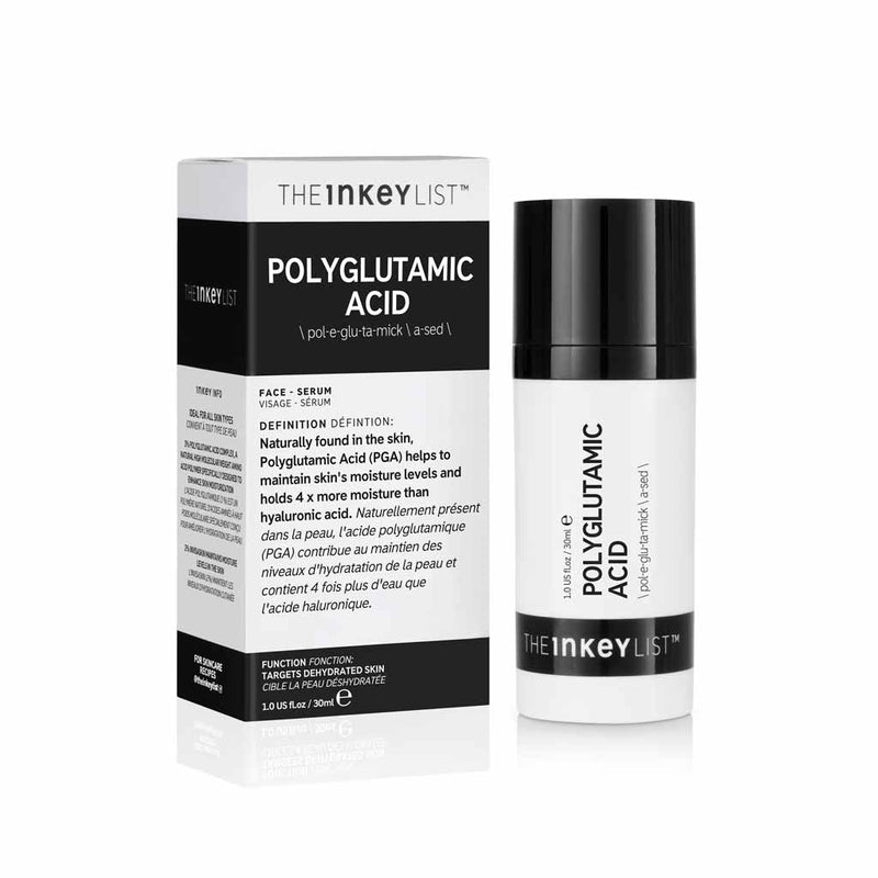 The INKEY List POLYGLUTAMIC ACID | PGA | Skincare
