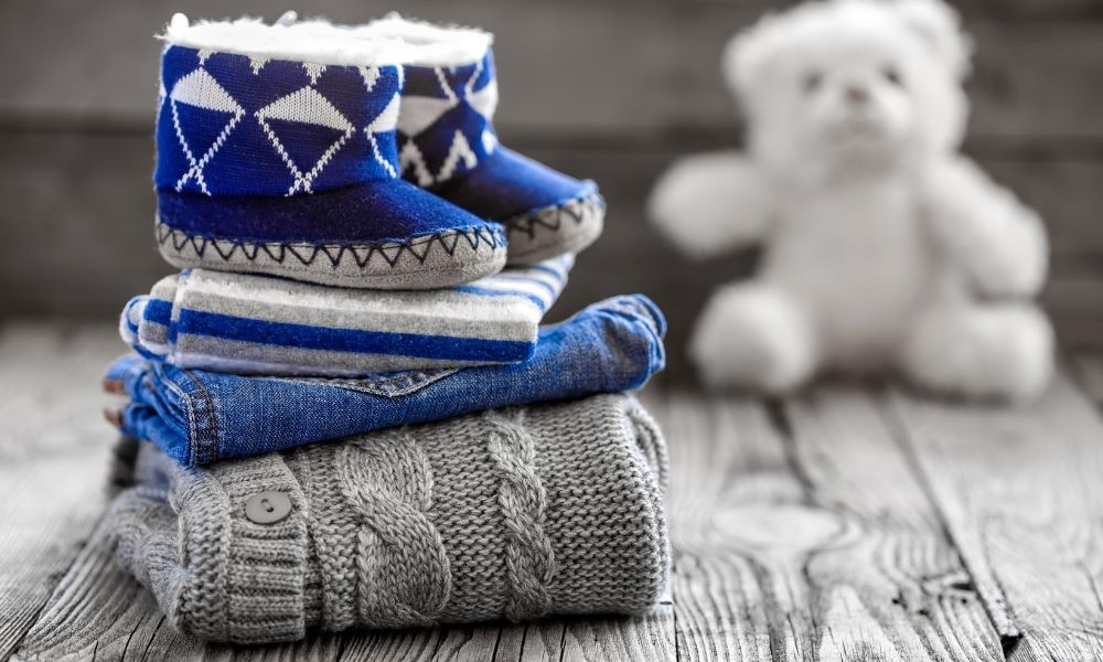 Best Ways To Organize Your Baby's Clothes