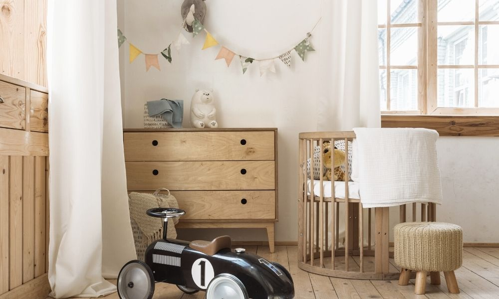 How To Choose a Dresser for Your Baby's Nursery