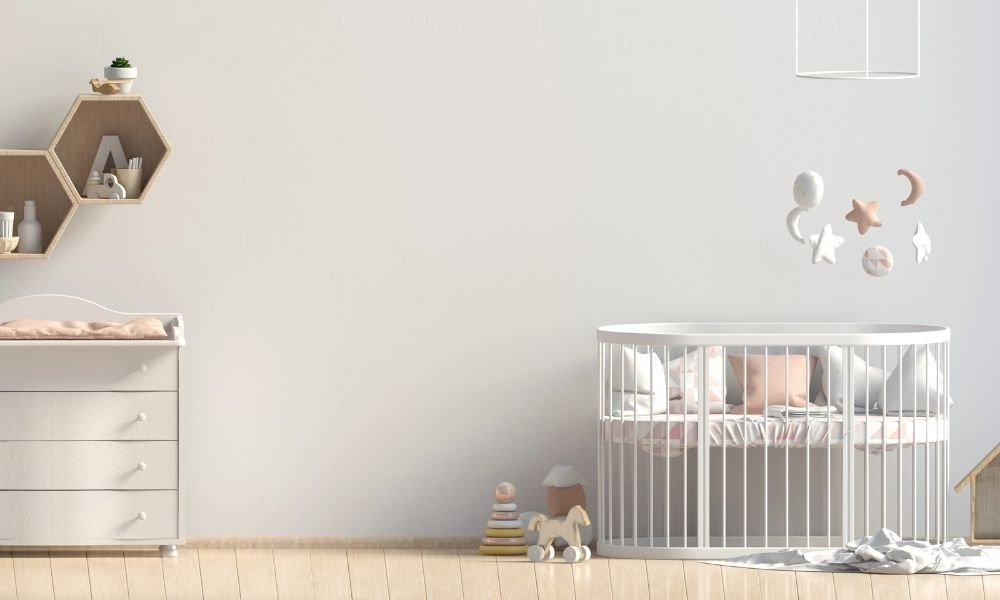 What To Consider When Purchasing a Nursery Room Set