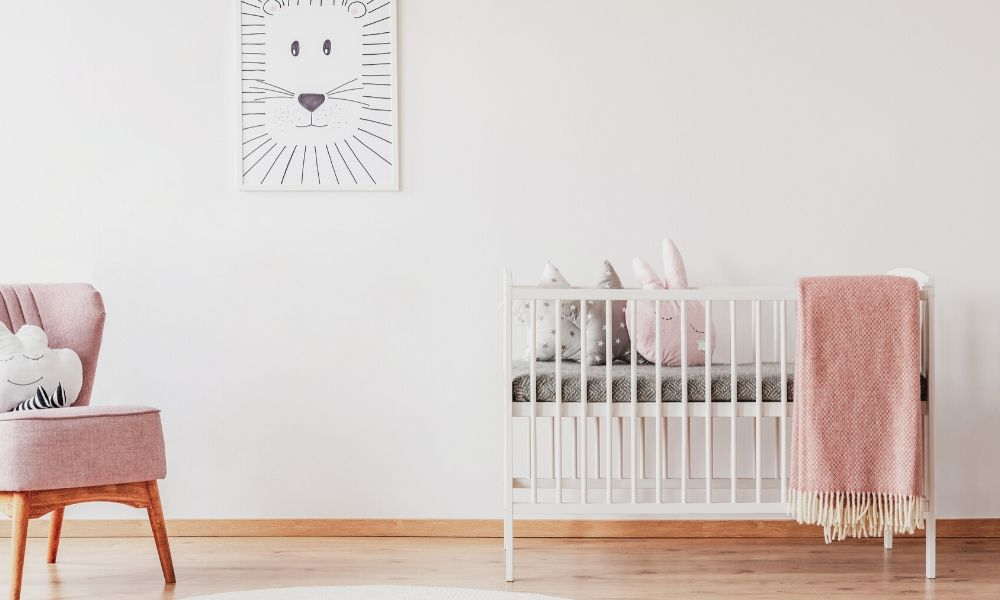 Natural Ways to Clean Your Baby's Nursery